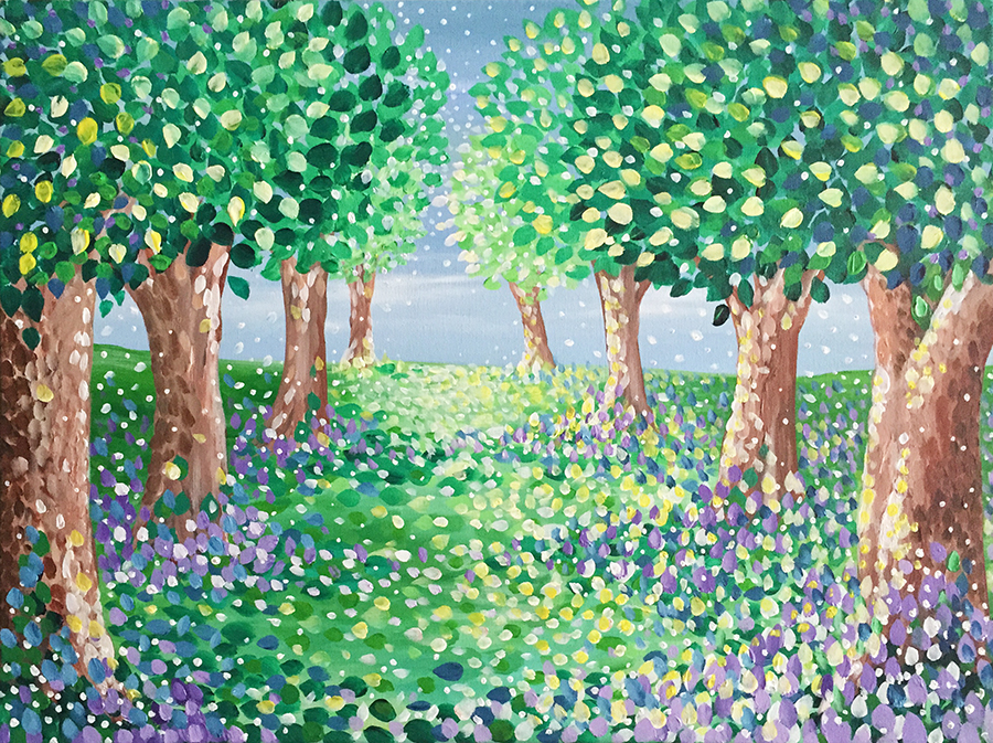 Lavender & Sunshine